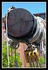 Captain Adams Gundalow mast flat bottom barge