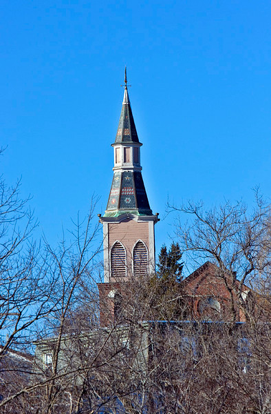 St. John's Church Steeple