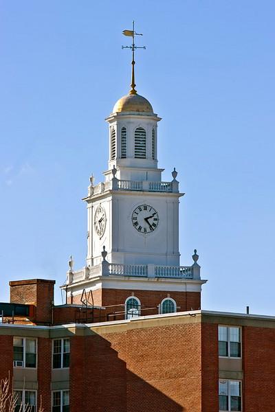 City Hall Clock Tower