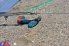 Electric Drill at Construction site
