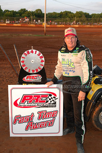 Scott Bloomquist won the PRC Fast Time Award