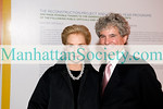 NEW YORK-OCTOBER 14: Carolina Herrera, Tony Bechara attend  El Museo's Benefactors Dinner Celebrating the Grand Reopening on Wednesday, October 14, 2009 at El Museo Del Barrio, 1230 Fifth Avenue at 104th Street, New York City, NY (Photo Credit: ©Manhattan Society.com 2009 by Gregory Partanio)