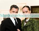 NEW YORK-OCTOBER 14: Ruben Toledo, Isabel Toledo attend El Museo's Benefactors Dinner Celebrating the Grand Reopening on Wednesday, October 14, 2009 at El Museo Del Barrio, 1230 Fifth Avenue at 104th Street, New York City, NY (Photo Credit: ©Manhattan Society.com 2009 by Gregory Partanio)