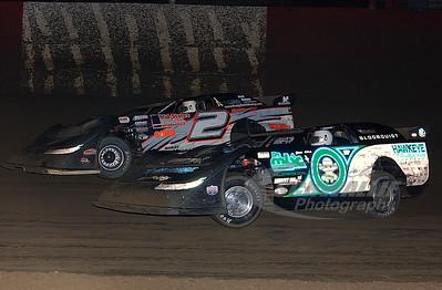 0 Scott Bloomquist & 2 Brady Smith