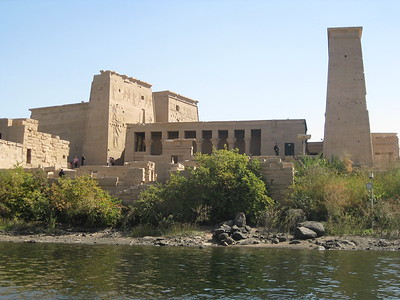 Philae Temple - Kimberly Collins