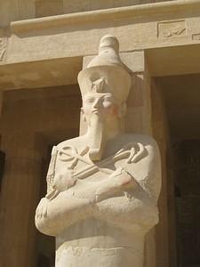 Queen Hatshepsut Temple - Kimberly Collins