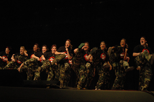 Songfest Dress Rehearsal March 31st