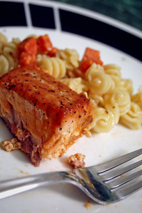 2/21: Salmon and Pasta Salad