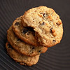 2/3: Mini Oatmeal Raisin Cookies