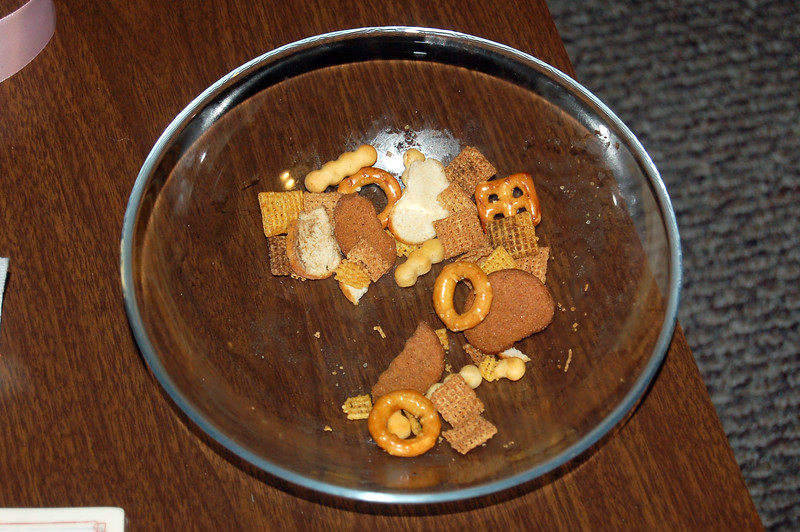2/20: Chex Mix