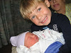 Andrew and big brother Aiden