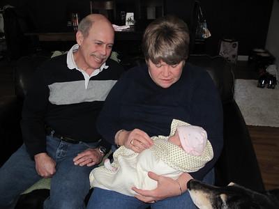 Grandma and Grandpa Kemp....Phantom too