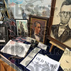 Exhibit: The Edgar Co. Historical Society houses an Abraham Lincoln exhibit depicting Lincoln's life.