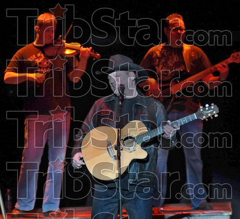 In concert: John Michael Montgomery entertains a packed Indiana Theater Saturday night in Terre Haute.