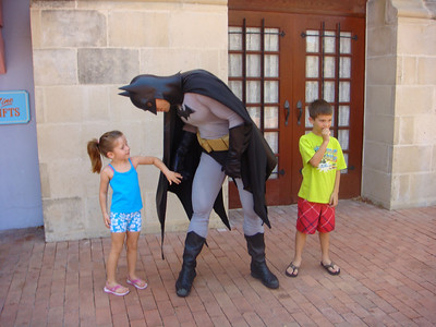 Aug 2009 - Fiesta Texas