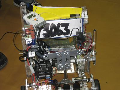 First Tech Challenge December 2009