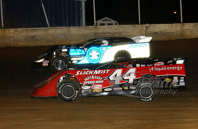 44 Earl Pearson Jr. and 0 Scott Bloomquist