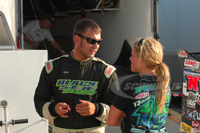 Eric Wells and Olivia Rattliff