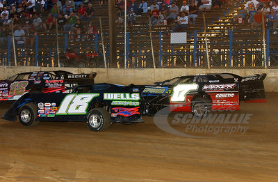 18 Eric Wells and 17M Dale McDowell