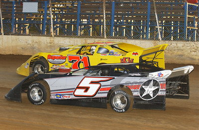 5 Eric Jacobsen and 71 Don O'Neal