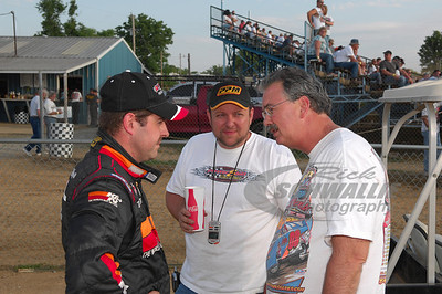 Ray Cook, Danny Dishman, and Keith Masters