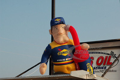 Sunoco Race Fuels North/South 100 @ Florence Speedway - Union, KY