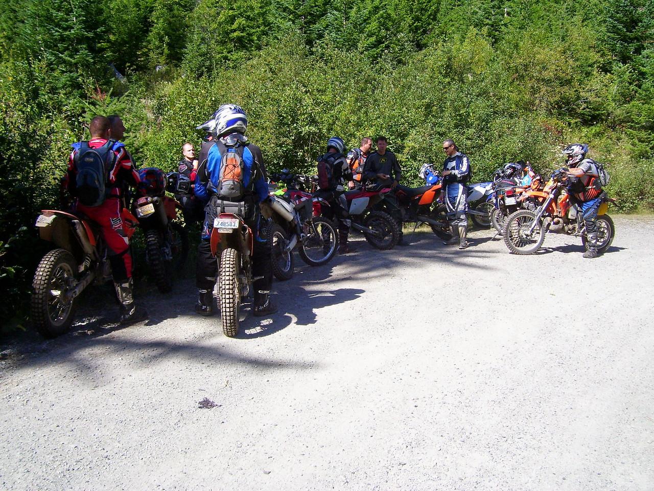 Yozoo Trail Head