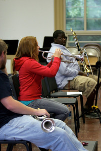 Music classes with special guest speakers.