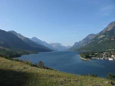 Day 7 - Waterton & Cameron Lake