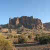 "The Superstition Mountains, popularly referred to as ""The Superstitions"""