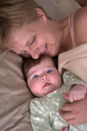 Grandma Julie Visits