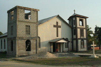 Travesía church