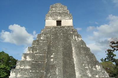 Temple I looms