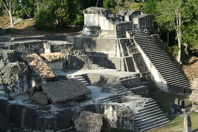 Mayans believed in stairways to heaven