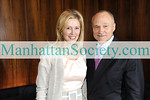 NEW YORK-JULY 15: Jennifer Stockman, Ray Kelly attend Guggenheim, Four Seasons 50th Anniversary Celebration on Wednesday, July 15, 2009 at  the Four Seasons Restaurant, 99 East 52nd Street, New York City, NY  (Photo Credit: ManhattanSociety.com by Gregory Partanio)