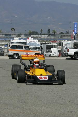 2009 Historic Champ/Indy Car Association