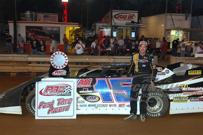 Brian Birkhofer won the PRC Fast Time Award