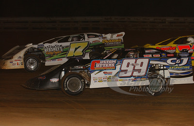 99 Donnie Moran, 71 Don O'Neal, and 17 Nick Dickson
