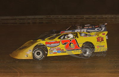 71 Don O'Neal and 99 Donnie Moran