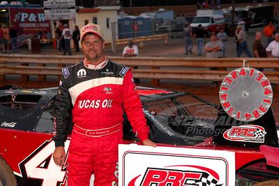 Earl Pearson, Jr. won the PRC Fast Time Award