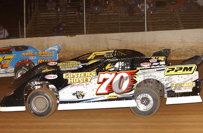 70J DJ Myers and 84 Tyler Armstrong