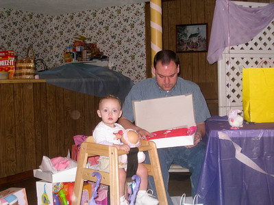 Hannah First Birthday-11