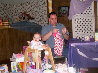 Hannah First Birthday-14