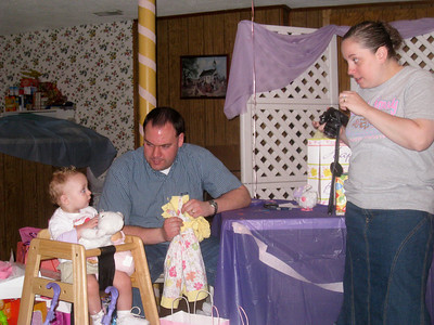 Hannah First Birthday-13