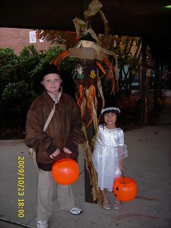 Harvest and Halloween Fun