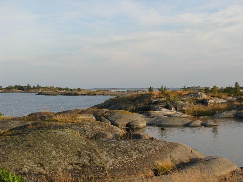Vy vid Håkanskär