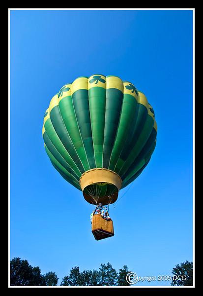28th Annual Pittsfield NH Rotary's Hot Air Balloon Rally 2009