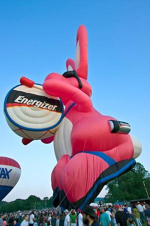 Hot Air Balloon Rally Pittsfield NH