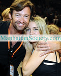 NEW YORK-JULY 20: Hugh Jackman, Kelly Sugarman attend iStar Charity Foundation 7th Annual iStar Charity Shootout on Monday, July 20, 2009 at Madison Square Garden,  New York City, NY (Photo Credit: ManhattanSociety.com by Gregory Partanio)