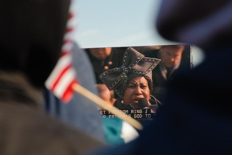 Aretha Franklin - let freedom ring
